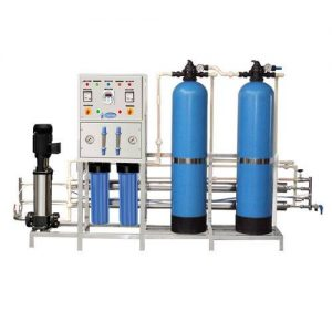 Institutional Water Purifier in Nepal